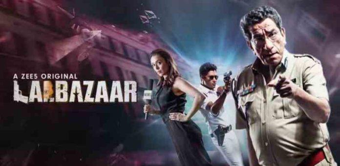 Lal Bazaar Web Series