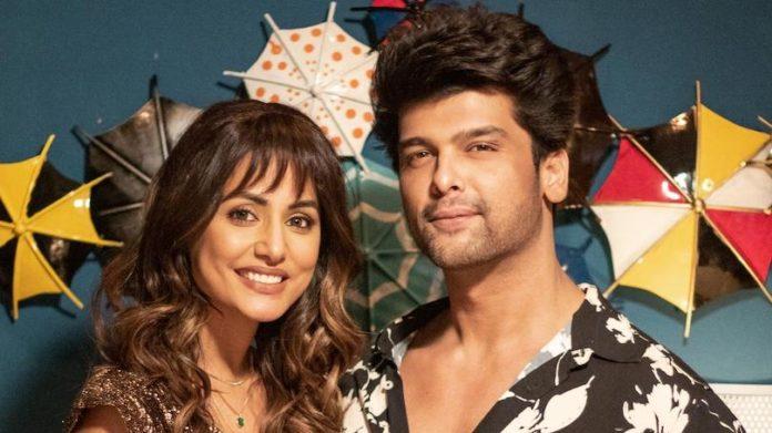 Hina Khan Unlock On Zee5