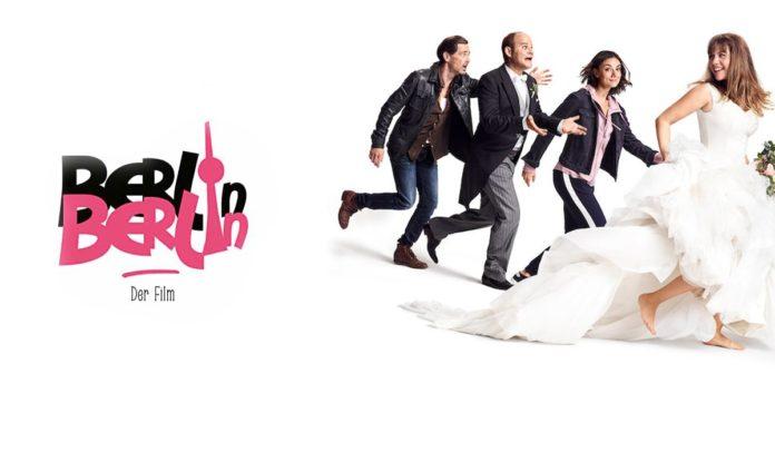 Berlin Berlin: Lolle On the Run Movie Netflix