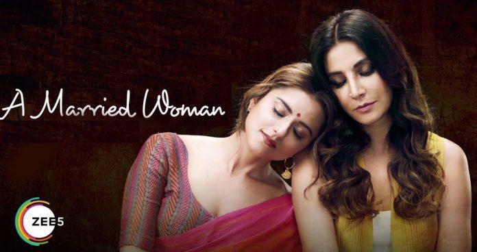 A Married Woman (Web Series) Alt Balaji