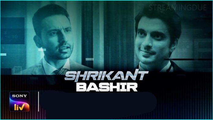 Shrikant Bashir (Web Series) Sony Liv
