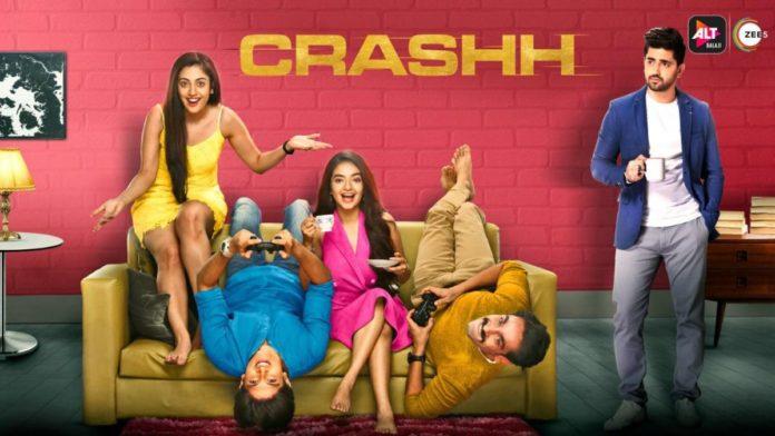 Crash Web Series Alt Balaji