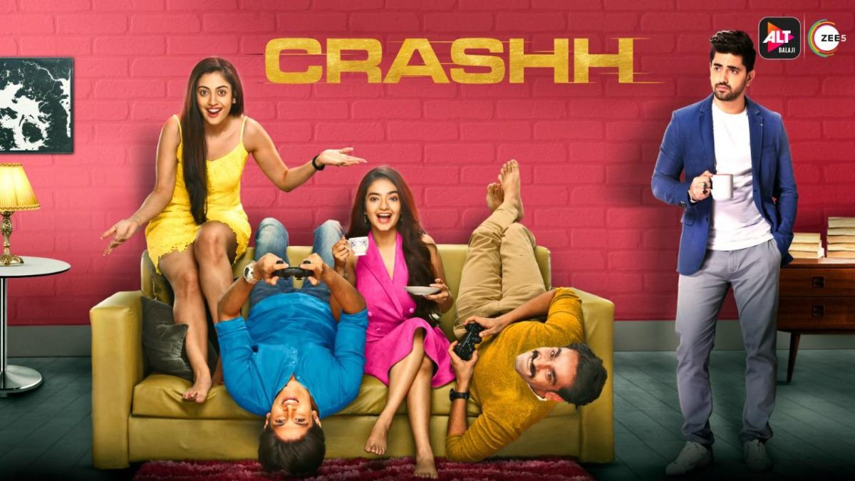 Crashh (2021) Season 1 EP-(1 to 10) HD Web Series