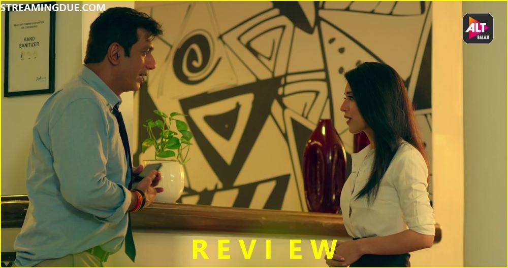 Hai Tauba (Hai Taubba) Review: Just Urban Version Of Gandii Baat   AltBalaji