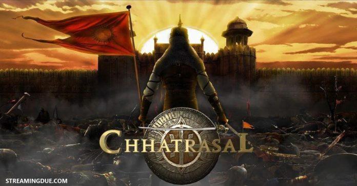 Chhatrasal Web Series