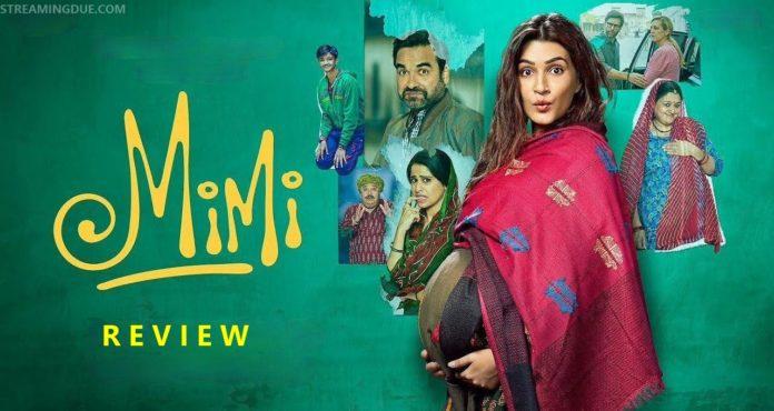 Mimi Review Netflix